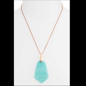 Kendra Scott Cam 🌹 gold Pendant Slider Necklace